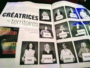 Women For Future - Sandrine Roudaut, fondatrice des éditions La Mer salée