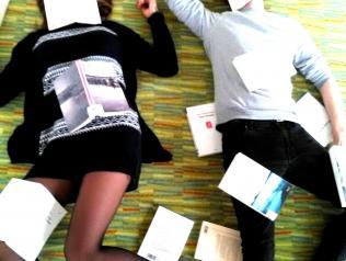 l'arrivée des livres