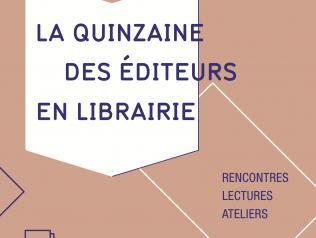 La Quinzaine des éditeurs en librairie