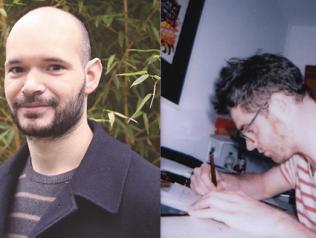 Sébastien Vassant et Benjamin Adam. Autour de la BD documentaire