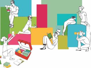 Festi'malles, un collectif autour des pratiques d'animation en lecture-écriture