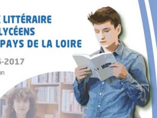 Prix littéraire des lycéens et apprentis des Pays de la Loire - édition 2016/2017