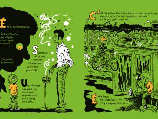 Au travail (tomes 1 et 2), de Olivier Josso Hamel
