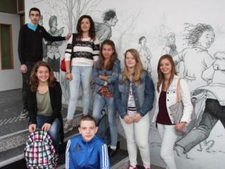 Fonds Davodeau : la BD du réel au lycée de Beaupréau (49)