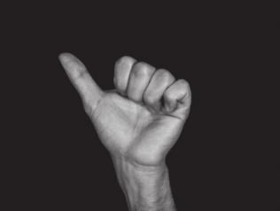 Abécédaire Langue des signes française aux éditions Goater