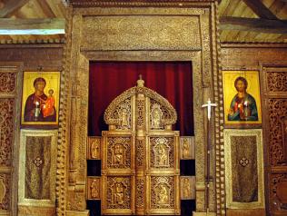 Iconostases, de Christian Vogels