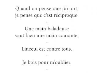 Ressentiments distingués, de Jean-François Marquet