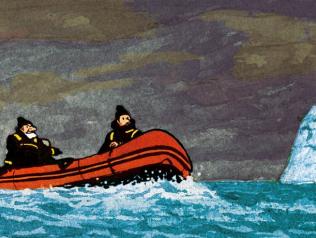 Groenland Vertigo de Hervé Tanquerelle