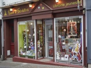 Librairie Plume & Fabulettes à Ancenis : être acteur de son territoire !