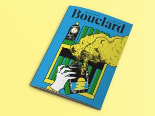 Coup de pouce pour Bouclard*, nouvelle revue sur l'univers du livre