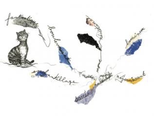 Les jubilations de l'écriture ou Portraits nés sous contrainte, de Claude Juliette Fèvre