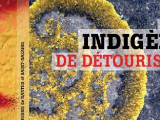 Guide indigène de détourisme de Nantes et de Saint-Nazaire, du Bureau de la main d'œuvre indigène