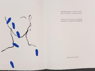 Déclaration d'amour et d'anxiété, de Joël Kérouanton