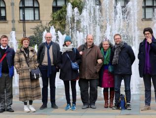 Erasmus + : voyage en Angleterre