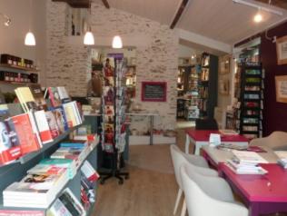 Éloïse Boutin, libraire indépendante