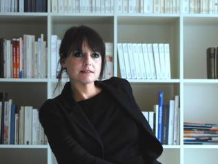 Cécile Defaut, octobre 2015