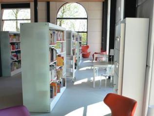bibliothèque Couëron