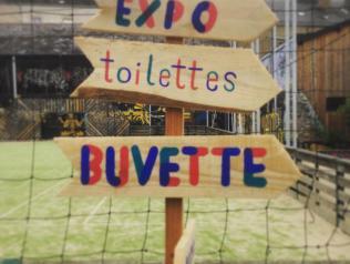 expo, toilettes, buvette : la kermesse fumetti