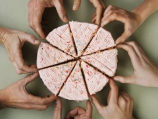 Partager - Engagement, collaboration, participation, échange