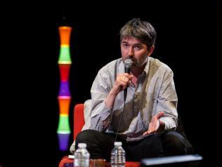 Guénaël Boutouillet : le partage est à la base de la culture