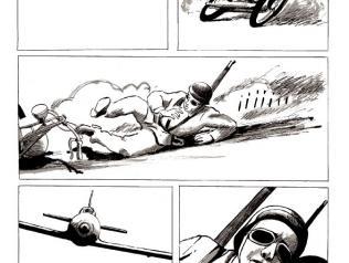 La déconfiture (première partie), de Pascal Rabaté