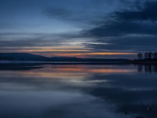 Le Lac, de Jean-Pierre Suaudeau
