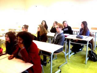 Au cœur du Goncourt des Lycéens, à Pornic |  L'annonce (1/5)
