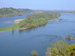 Loire sauvage de Paul Badin