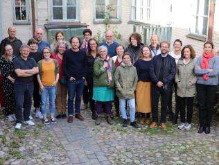 Erasmus + : voyage en Suède