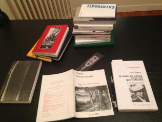 Thomas Giraud, la lecture comme douce compulsion