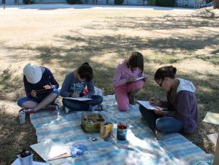 Ateliers d'écriture jeunesse de la Turmelière