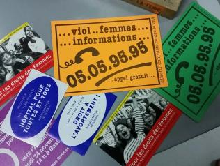 Fonds du Centre des Archives du féminisme