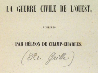 Fonds François-Joseph Grille