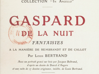 Collection Gaspard de la Nuit