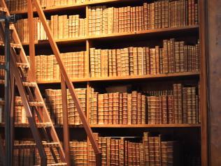 Fonds spécialisés de la Bibliothèque Albert Legendre