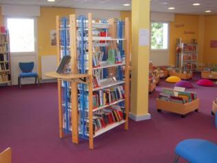 Bibliothèque de Gétigné (44)