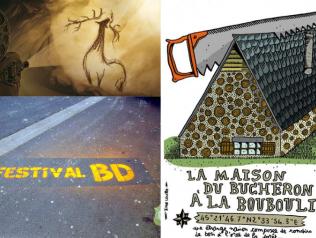 Résidence d'auteur(e)/illustrateur(trice) de BD dans le Cantal (15)