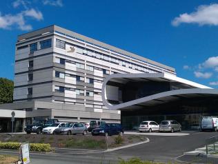 Résidence de création de BD au centre de simulation en santé du Centre Hospitalier Universitaire d'Angers (49)