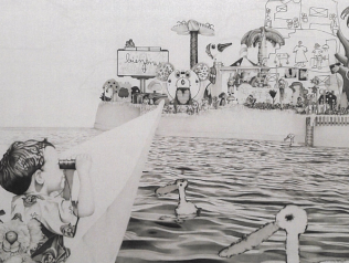 Résidence d'Arts visuels - Musée de l'illustration jeunesse - Moulins (03)