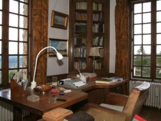 Résidence d'écriture à la Maison Jules Roy – Vézelay (89)