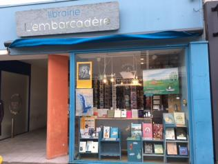 La librairie l'Embarcadère recrute un.e libraire