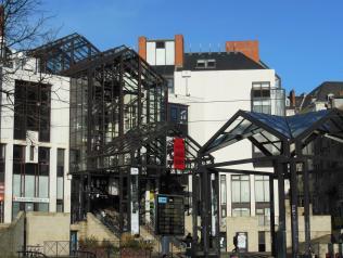Responsable de la Bibliothèque municipale Jacques Demy - Nantes