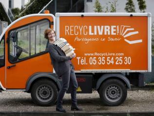 Agitateur(trice) d'idées et de communautés - Recyclivre