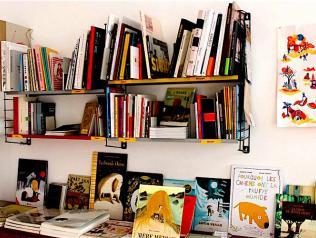 Résidence d'auteur-illustrateur de livre jeunesse - Marseille (13)