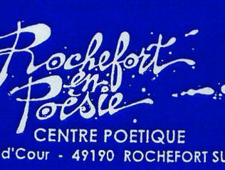 Un(e) chargé(e) de mission culturelle - Rochefort en poésie - URGENT
