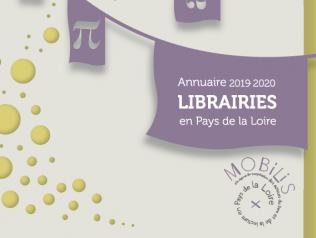 Annuaire des librairies en Pays de la Loire - édition 2019-2020