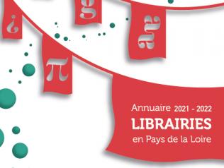 Annuaire des librairies en Pays de la Loire - édition 2021-2022