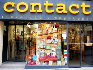Librairie Contact